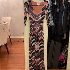 Maeve Maxi Dress Anthropologie. With pockets!